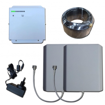 Professionelle GSM 4G LTE 1800 Repeater Station FLAVIA-RP-1002D
